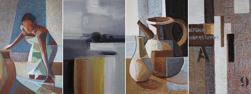 Kristien Sierro - Artiste peintre - Savièse Valais Suisse